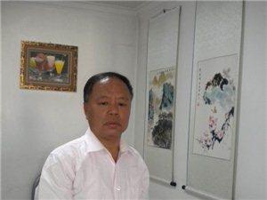 唐文江人物画