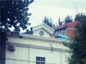 永城的一座房子,你看的出来那上面盖的是棺材吗?