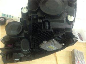 河南首例-周口凌渡改灯-升级高配豪华版进口海拉6透镜大灯