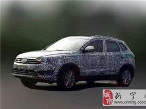 一汽大众首款SUV新车谍照 预计2017年上市