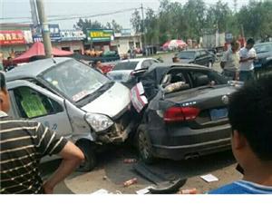 昨天澳门银河娱乐场发生一起车祸
