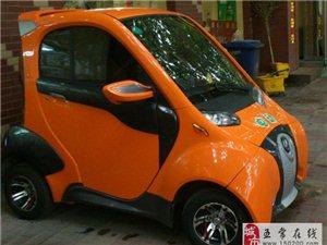 顶级配置 四轮纯电动车出售  山东丽驰