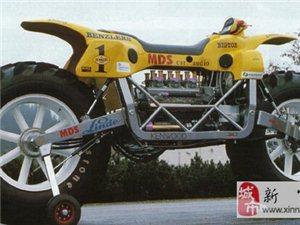 看看这些摩托车,每辆都太凶残了!