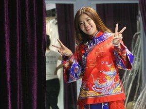试妆归来,长托白纱、传统禾服各种风格都尝试,华丽变身,周年庆棒棒哒