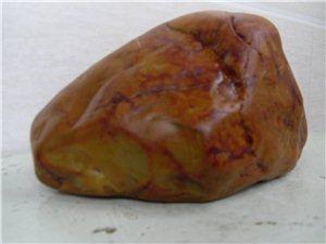 苍茫大地的奇石