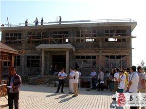 西川镇组织人大代表开展重点工作视察活动