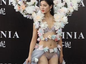 环球小姐众佳丽着内衣秀火辣身材