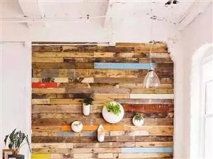 巧用旧木头,让你整个空间爆棚!