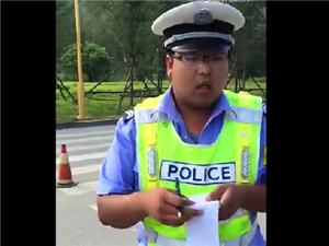 【视频】澳门龙虎斗网站:协警执法遭质疑,看看网友怎么说,山西陕西交警大PK!