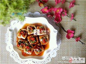 煎酿豆腐盒