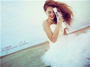 拍婚纱照前头发怎么打理好