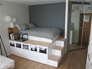 不买床了,我家以后就这样装修!