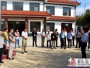 千户乡组织县乡人大代表开展集中视察活动
