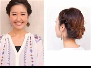 9款气质伴娘发型