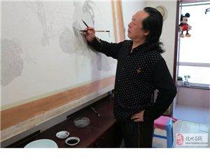谁是画坛鸡王?著名画家傅饶工笔画作品欣赏(组图)?