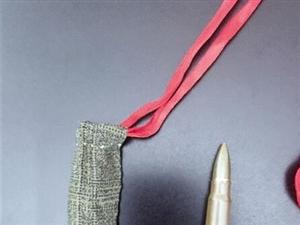 【开学新生报到】大一女生带子弹赴武昌报到 称为辟邪保平安