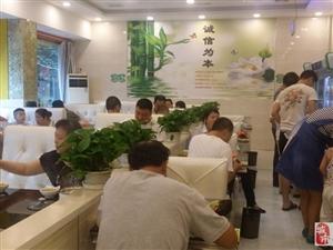 渭南美食渭南咪味可可自助小火锅北塘店开始营业啦