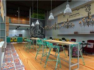 韩式咖啡甜品店――唯美型店铺――招加盟