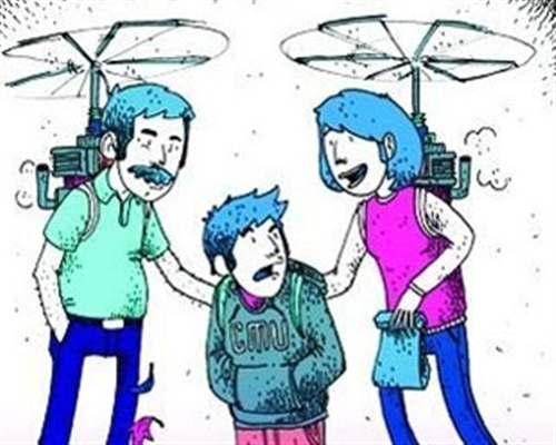 父母为什么不停地担忧?