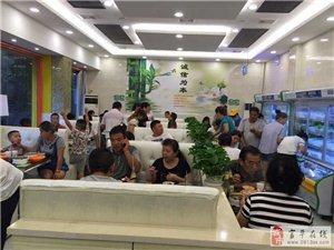 渭南火锅自助火锅咪味可可DIY泡吧――北塘加盟店开业啦!