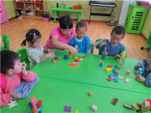 山阳大风车幼儿园的小宝宝们
