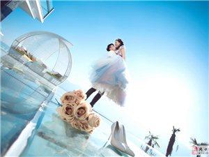 海景房篇大理拍婚纱照