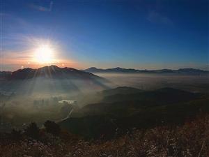 太阳照进泽州大地