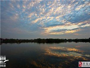 阜南:初秋的清晨