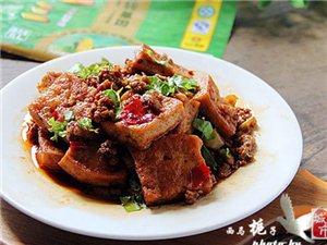 鱼香肉沫烧豆腐