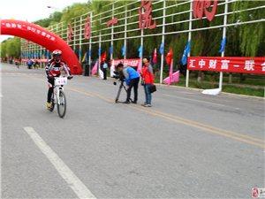 """参加肃州区""""功勋杯""""自行车邀请赛见闻"""