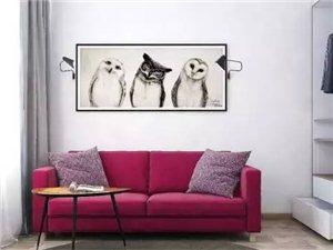 这种墙面装饰,你不可能不爱!
