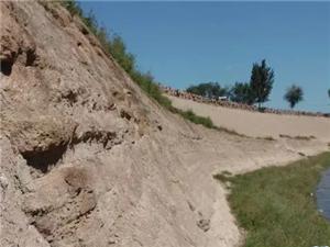 景县有段大坝历经两百年 尖钉仍难入 而且使用糯米做的