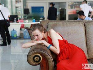 乌克兰女孩在中国的生存方式