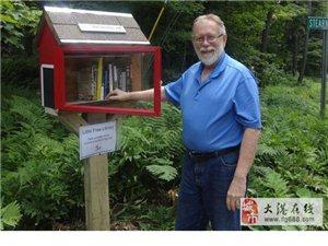 吴英飞:我来建中国小小免费图书馆
