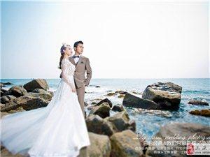 三亚旅游婚纱摄影海滩婚纱照姿势怎么摆