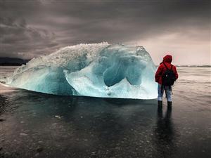 【超美】再不看就消失的绝美景色:摄影师拍炫彩冰川湖