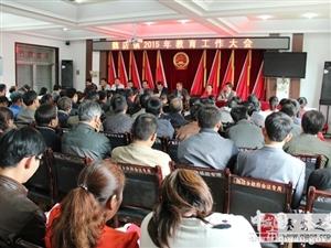 魏店镇召开2015年教育工作大会