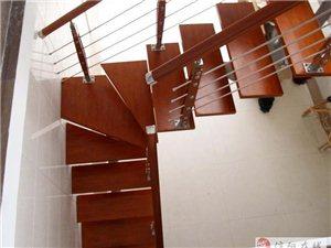 钢木与实木楼梯谁更具有市场优越性