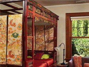 中国风卧室 ,你喜欢哪款?