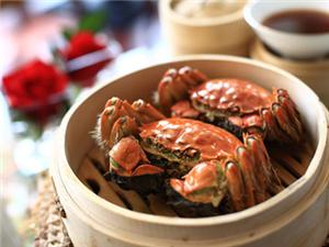 鲜美秋蟹食用有禁忌