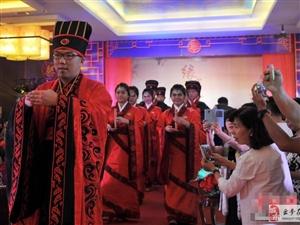 【喜庆】21世纪的古典传统婚礼