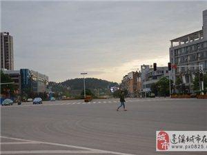 来自于网友镜头下的蓬溪街景