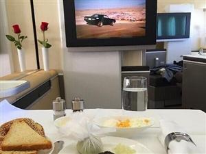 说一说你吃过的飞机餐,有这丰富吗?