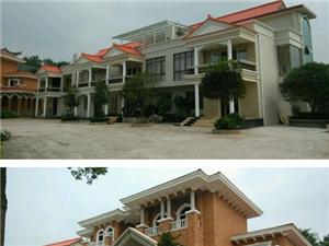 泸县玄滩易湾新村的豪宅~不得了,完全是土豪!