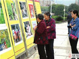 """举办""""流金十年""""图片展 展示亚博体育ViP贵族新变化"""