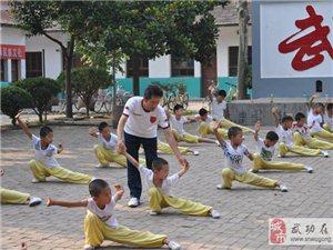 武功智龙武道馆2015暑期少儿武术培训