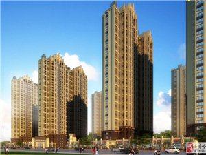 紫金华府终极奢华户型来袭,首付7万买83平大两居