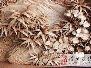传统的中国木雕艺术,最美最纯真的艺术品~