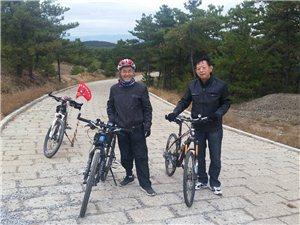 20151011骑行牛河梁枫叶林