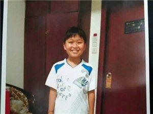 邢台12岁男孩从家出走半月,大家都帮忙找找!